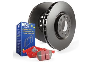 EBC DP52055NDX BLUESTUFF BRAKE PAD SET Front